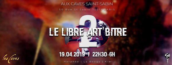 Le Libre Art'Bitre 2