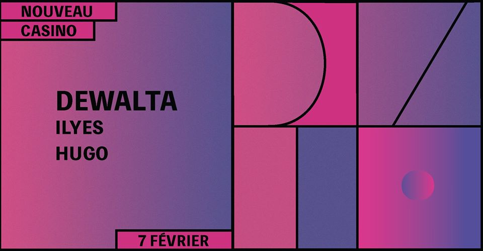 DXL Records w/ DeWalta, Ilyes (live)