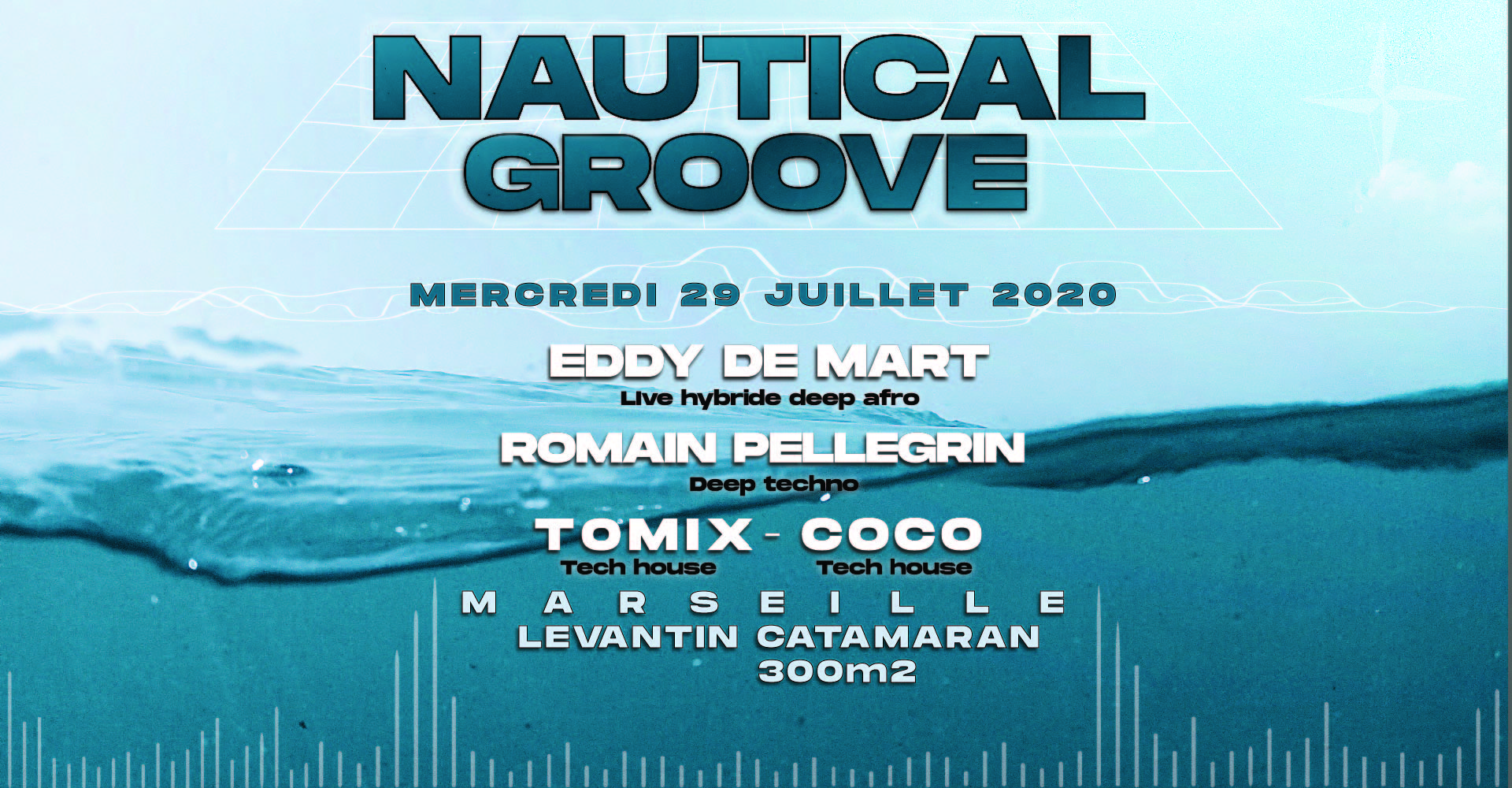 Nautical groove #1 [BOAT PARTY] By Eargasm