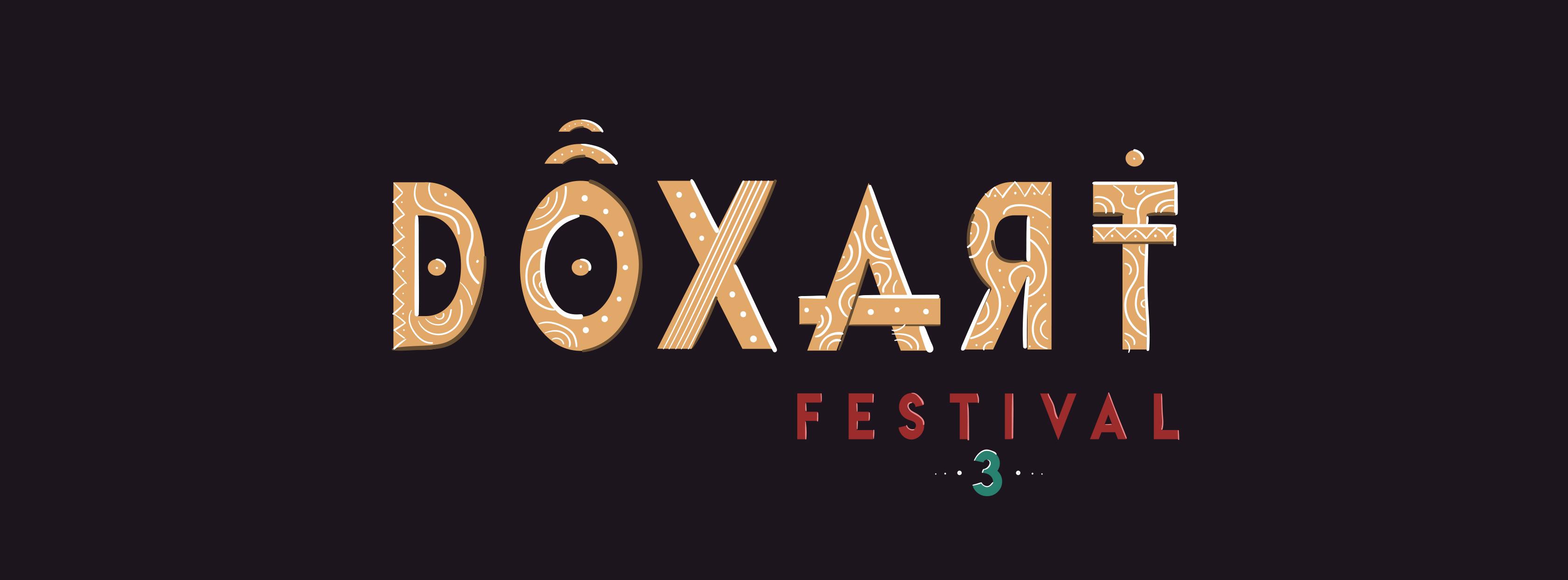 Dox'Art Festival 2019 - 28, 29 & 30 juin