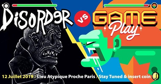 Disorder Vs Gameplay Party !