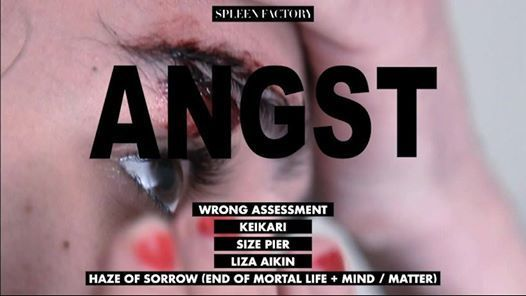 ANGST #5 : QUEERMOSHPIT