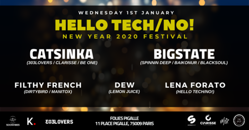Hello Tech/No! - New Year 2020 After