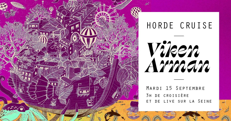 Horde Cruise Surprise : VIKEN ARMAN
