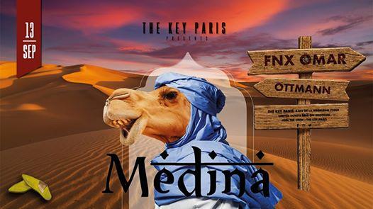 The Key Paris presents : Medina