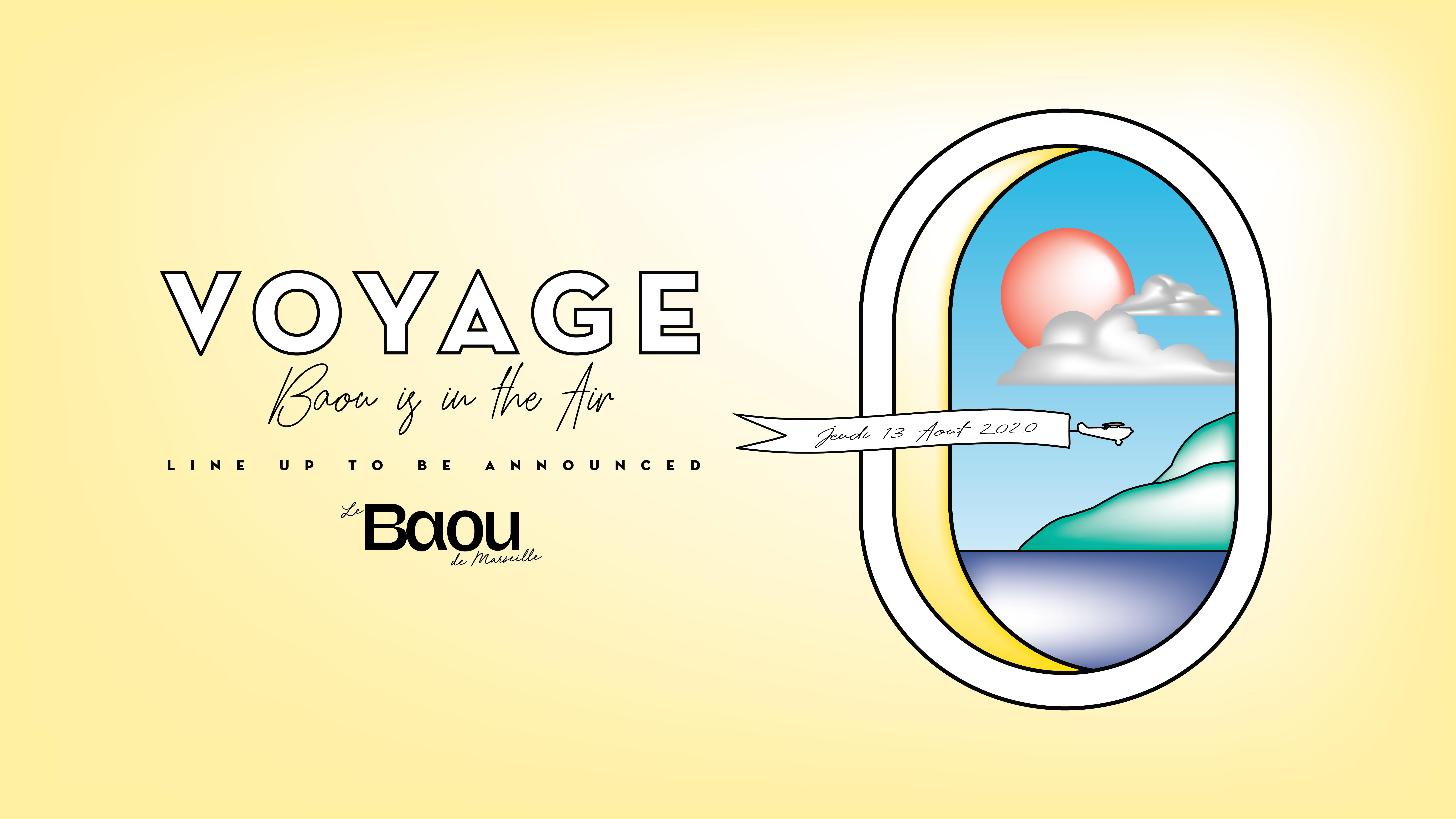 Baou: Voyage - DJ Tennis, Parallells & Rammö