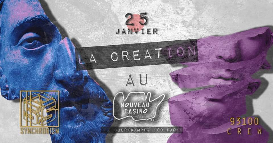 La Creation VOL2