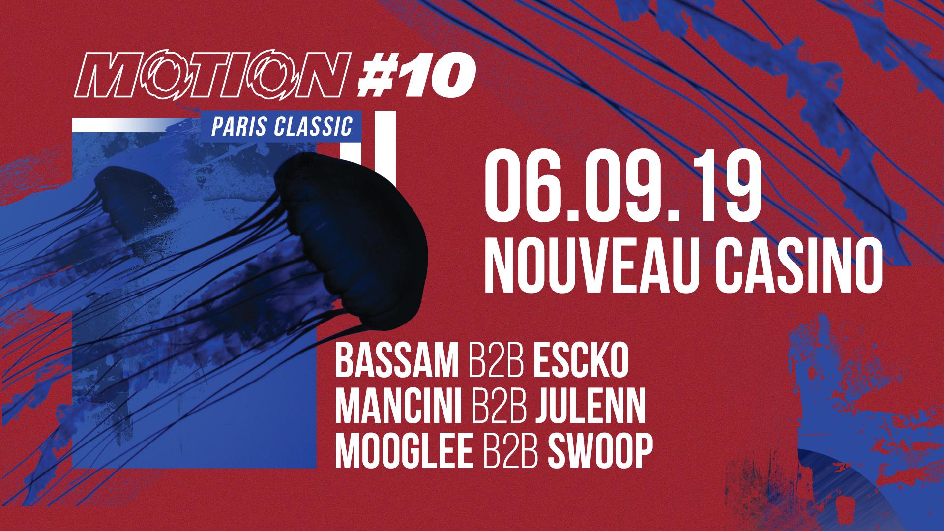 "Motion #10 ""Paris Classic"""