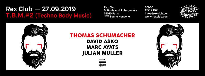 TBM #2: Thomas Schumacher, David Asko, Marc Ayats, Julian Muller