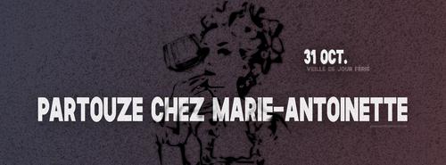 MESS 001 : Partouze chez Marie-Antoinette