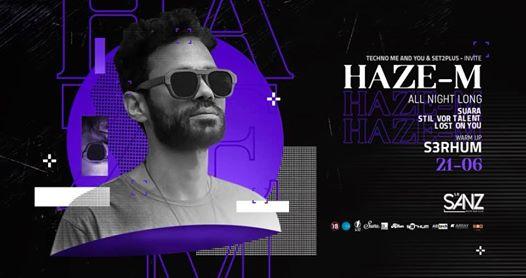 HAZE-M All Night Long In Paris