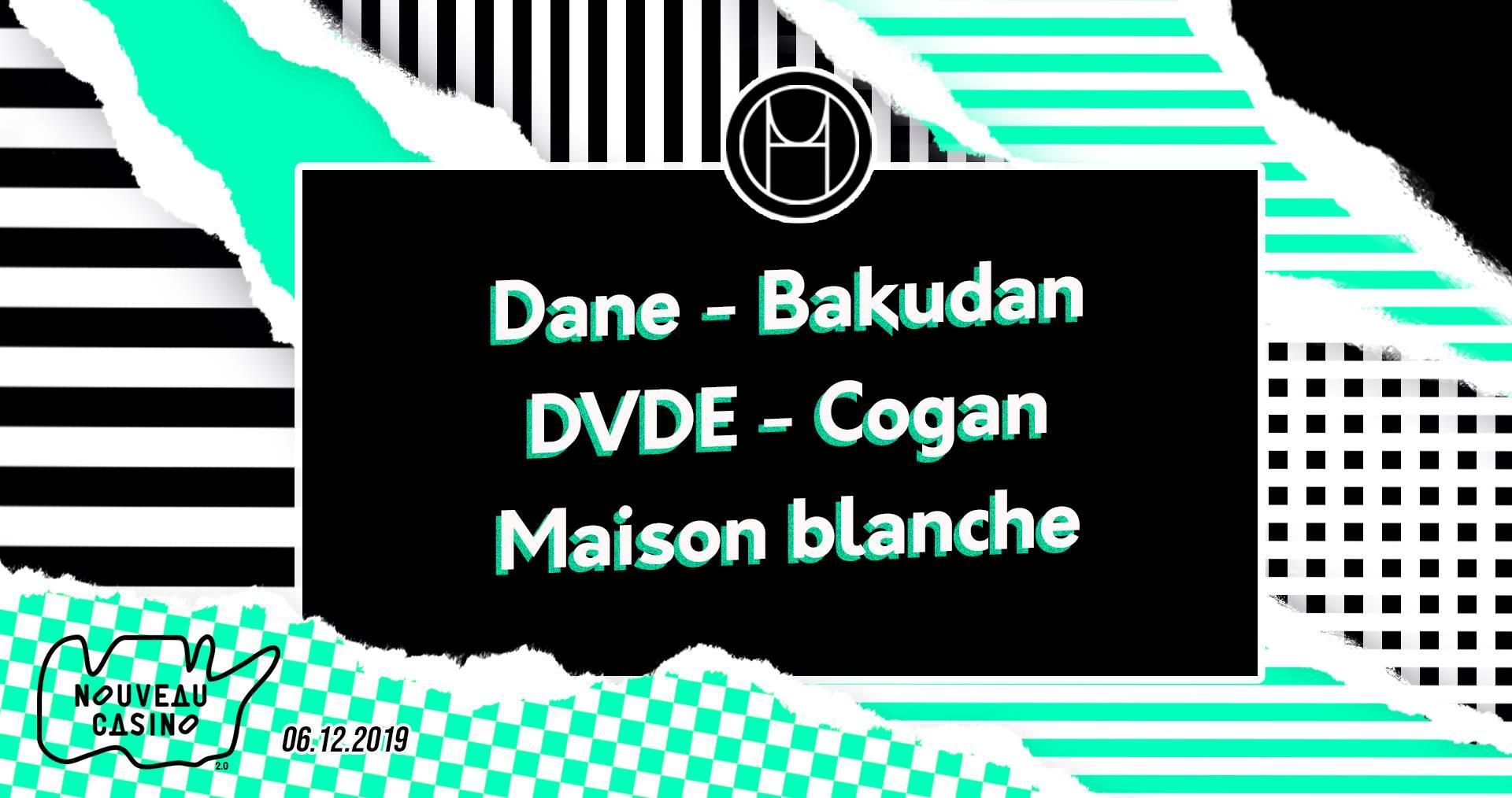 House Of Underground invite Dane
