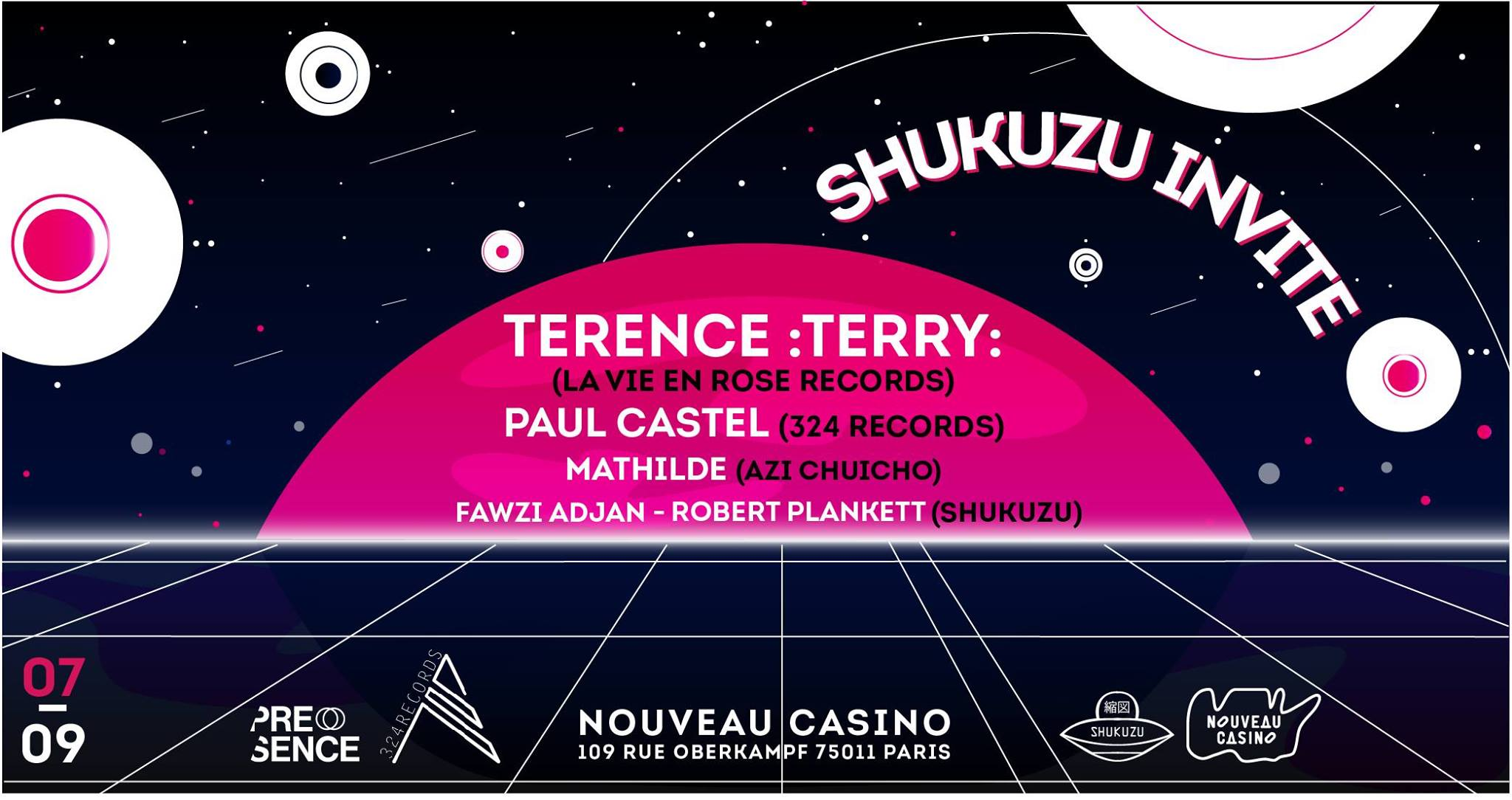 Shukuzu invite: Terence :Terry: