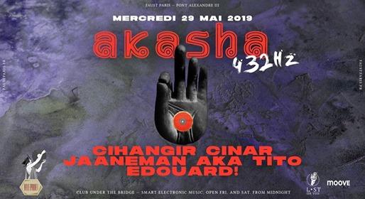 Faust — Akasha 432Hz : Cihangir Çinar, Jaaneman, Edouard!