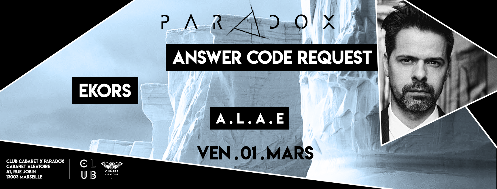 Club Cabaret x Paradox : Answer Code Request + Ekors +...