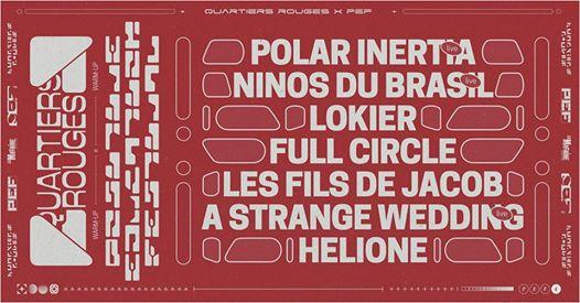 Quartiers Rouges : Positive Education Festival #4 - Warm up
