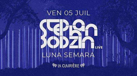 La Clairière : Stephan Bodzin - live -