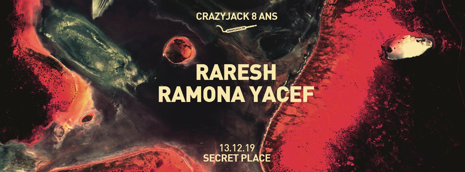 CrazyJack 8 ans : Raresh, Ramona Yacef