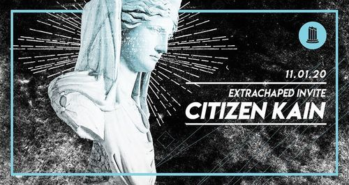 SPARTACUS ж Citizen Kain x Extrachaped