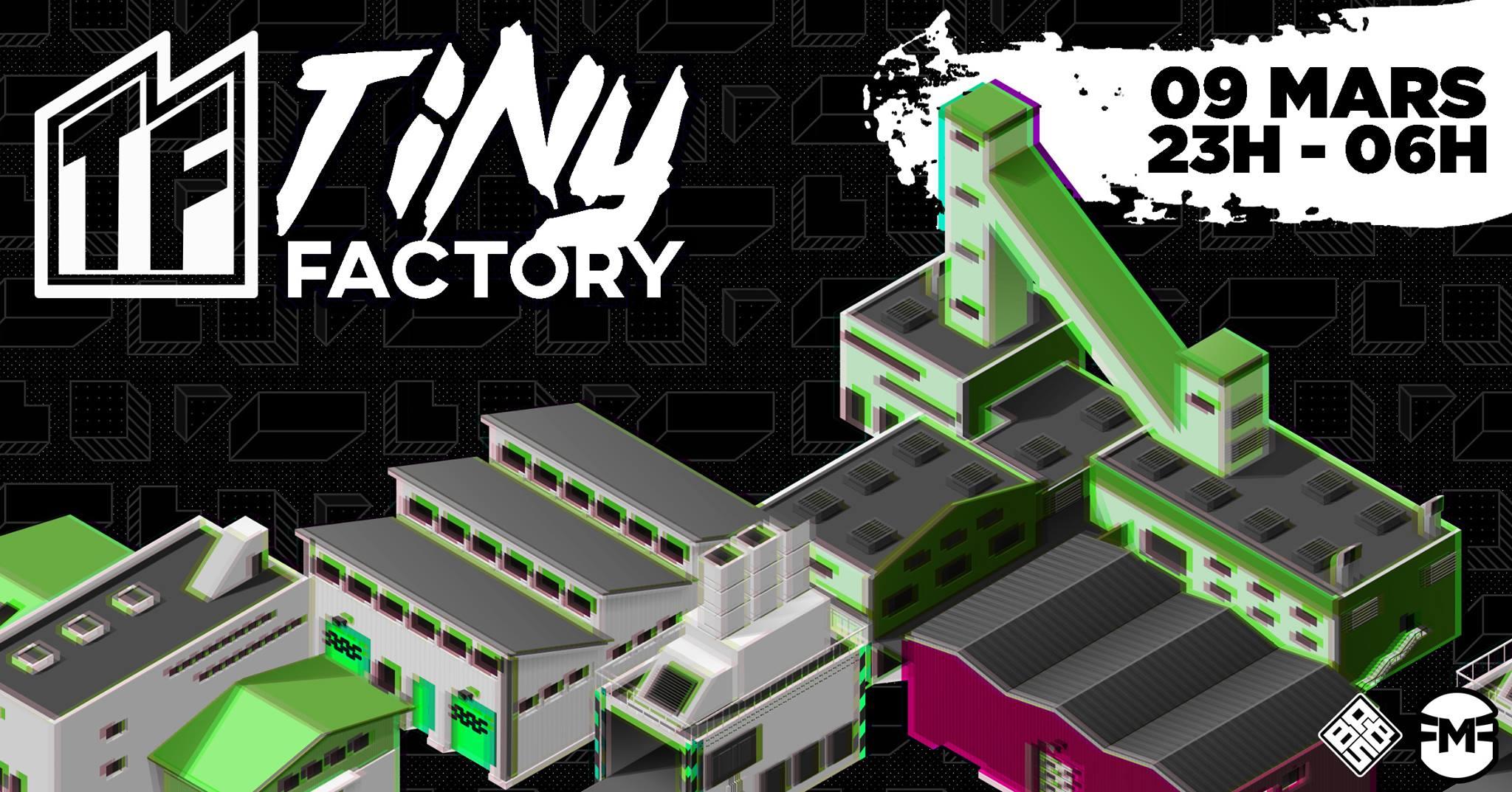 Tiny Factory #3