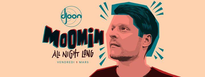Djoon: A night with Moomin