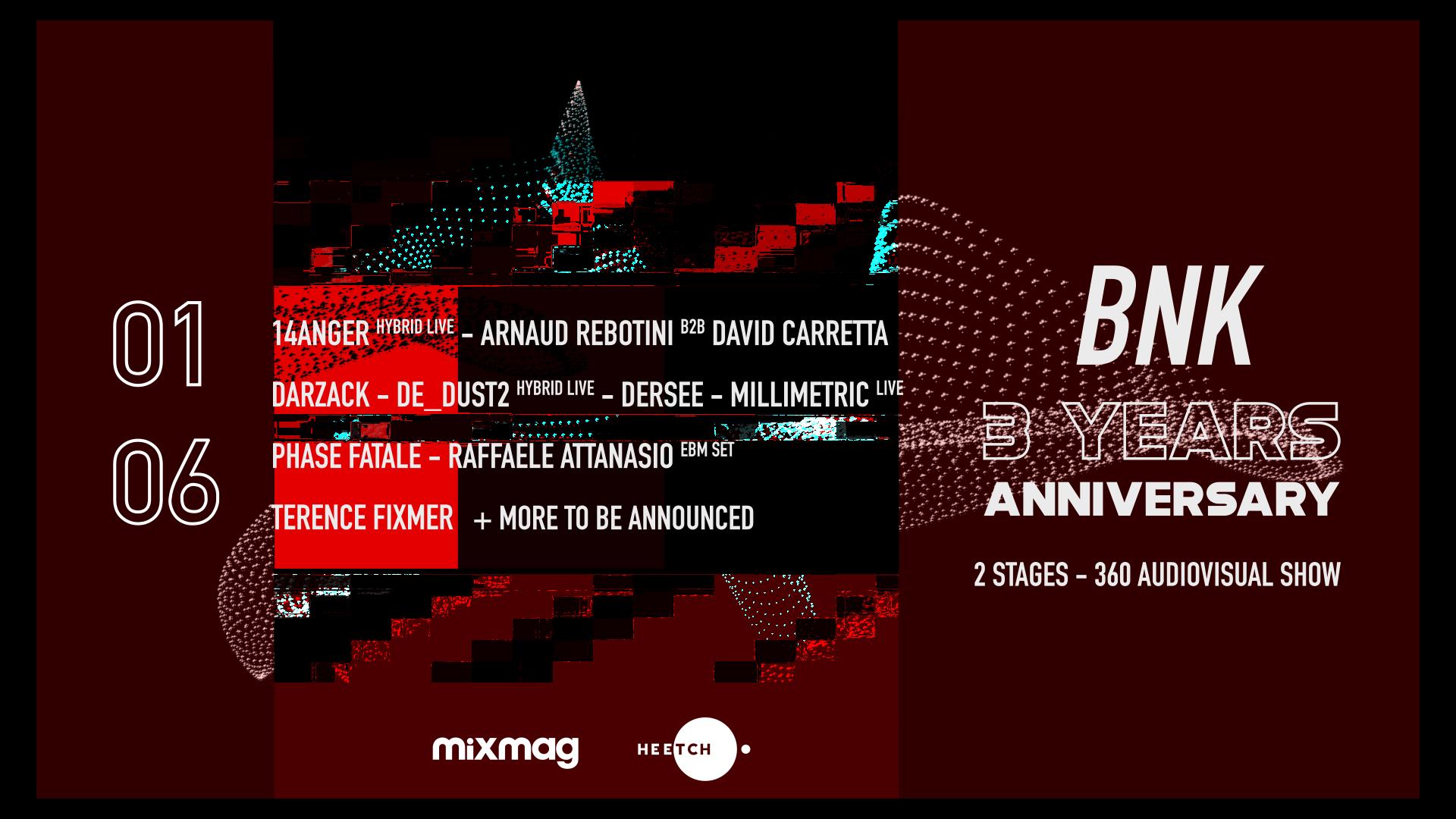 BNK : 3 Years Anniversary
