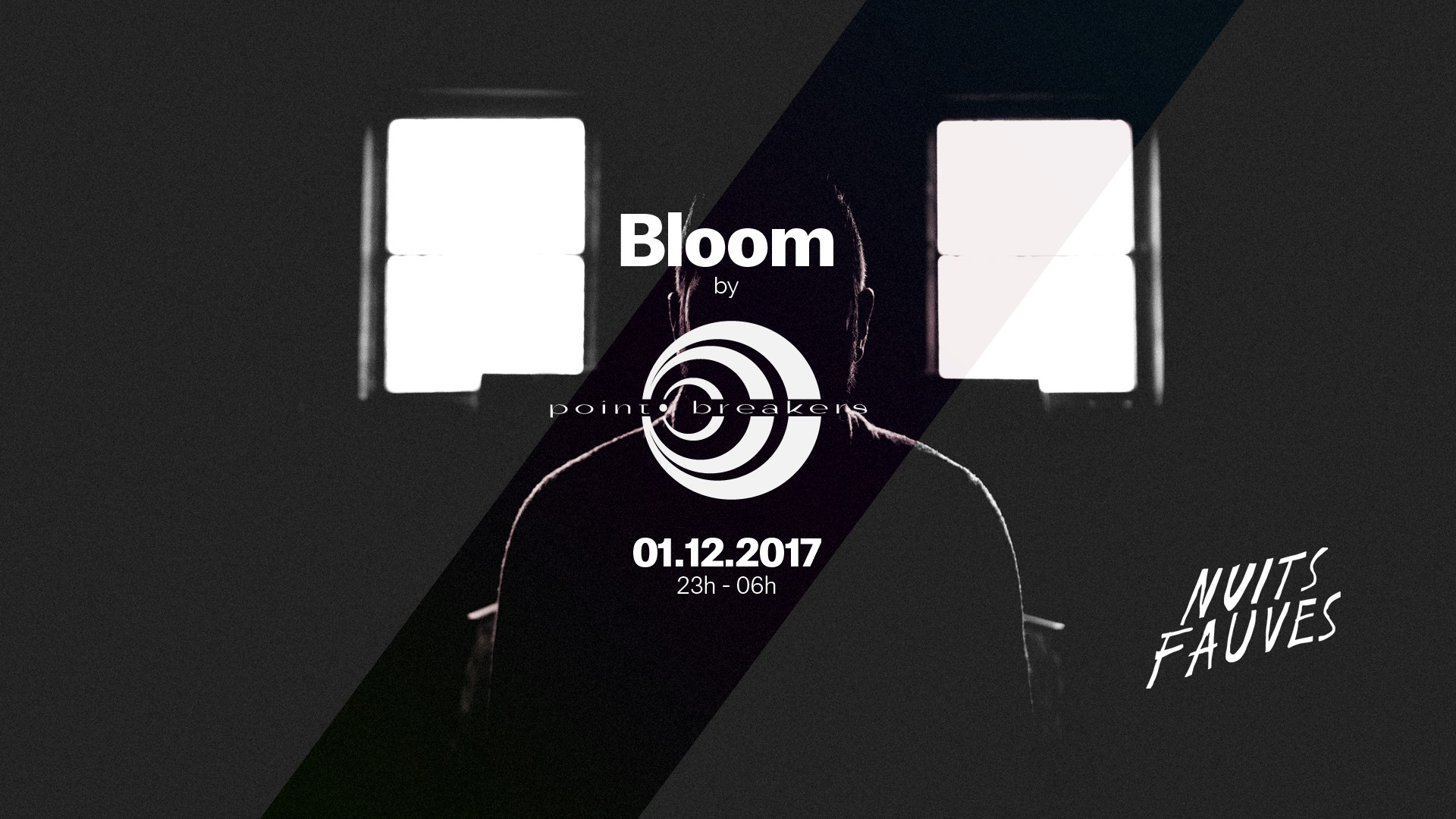 Bloom #6 by Point Breakers w/ Pfirter & Industrialyser (live)