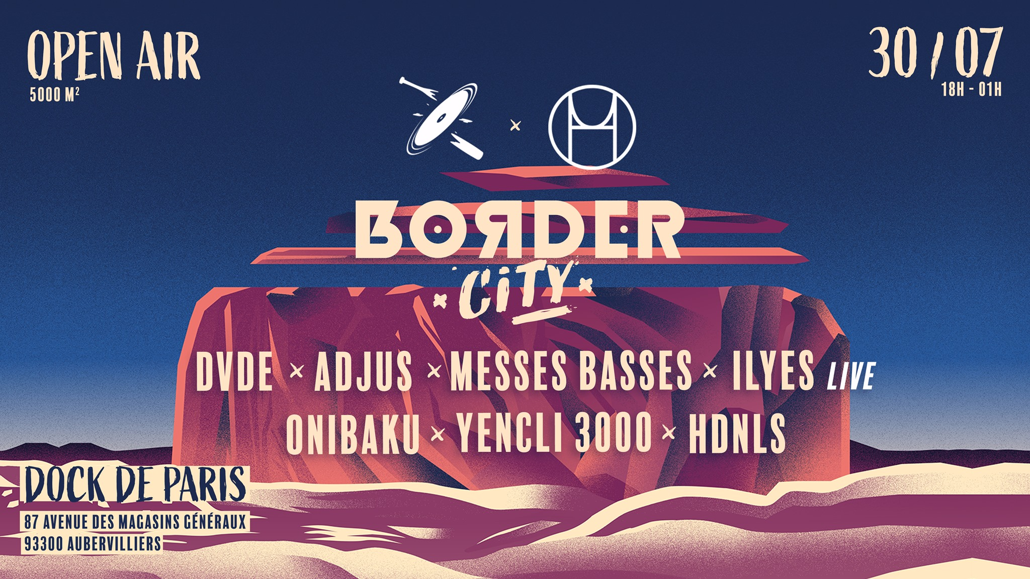Border City x House Of Underground vs Increase The Groove