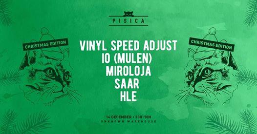 Pisica Christmas Warehouse : VSA, iO (Mulen) & More