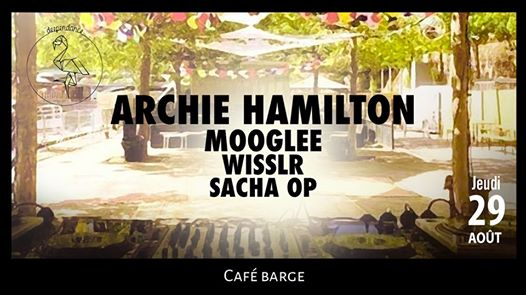 Les Barges reopening x Deependance • [OPEN AIR]