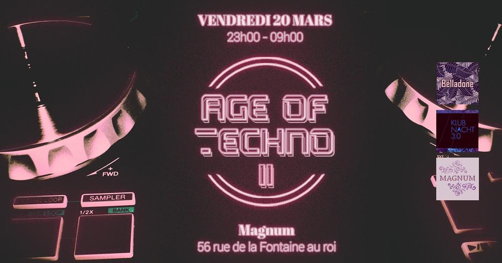 Age Of Techno II
