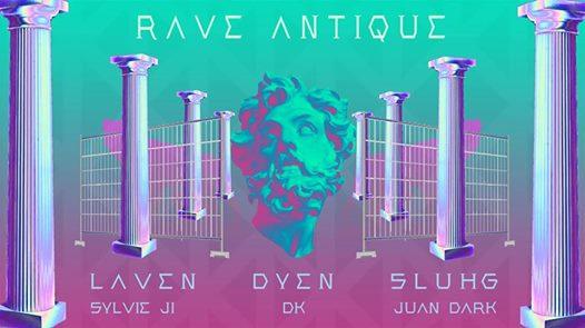 Demain Kollectiv #16 - Rave Antique