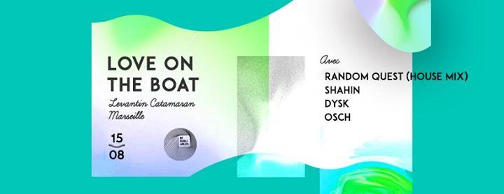 Love On The Boat s04e3.2 : Random Quest, Shahin & more