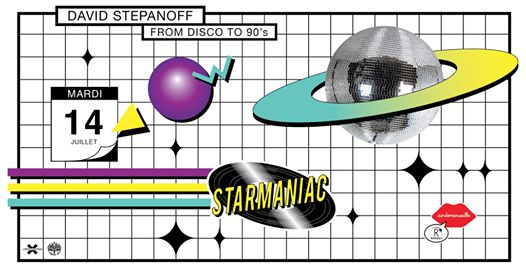 R2 Rooftop x L'Organisation / StarManiac / 14.07
