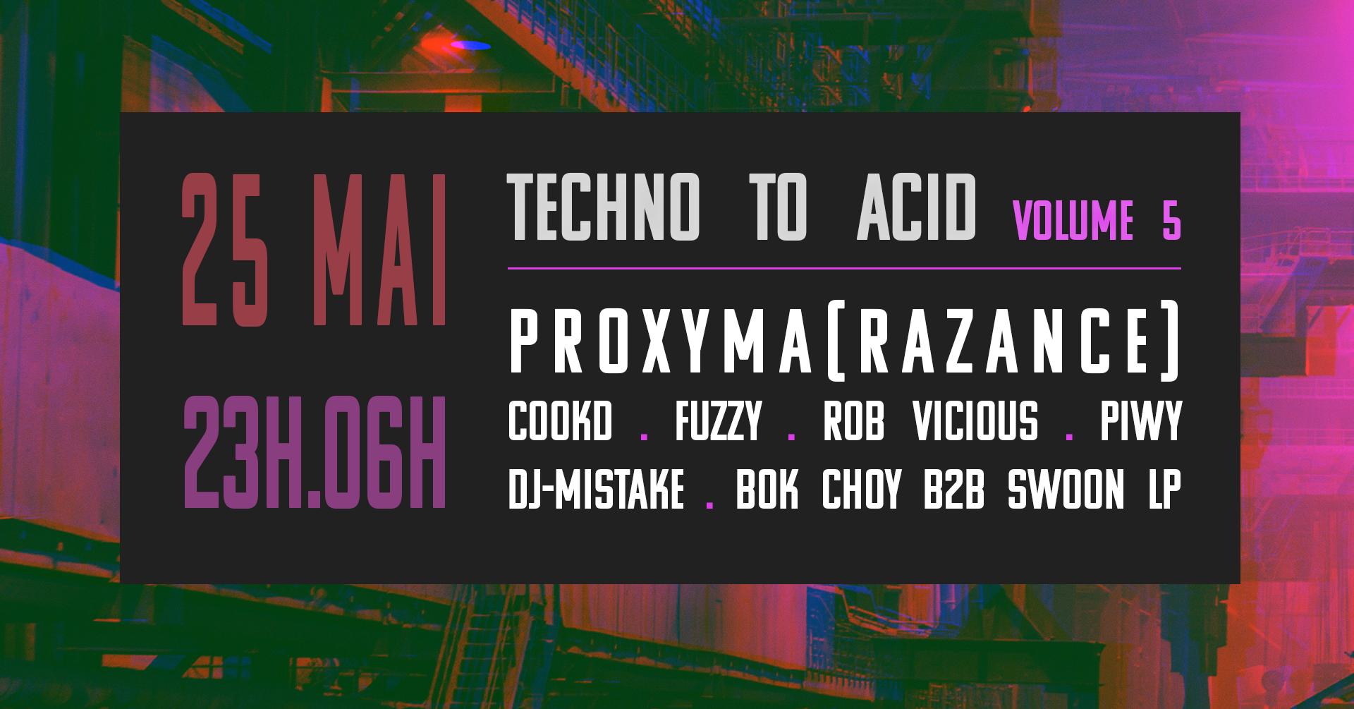 Techno To Acid #5 by EC