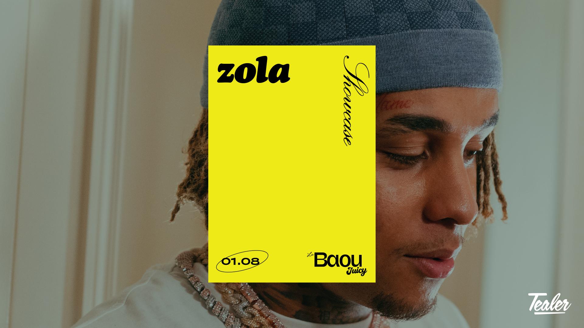 Baou: Juicy / Zola Showcase