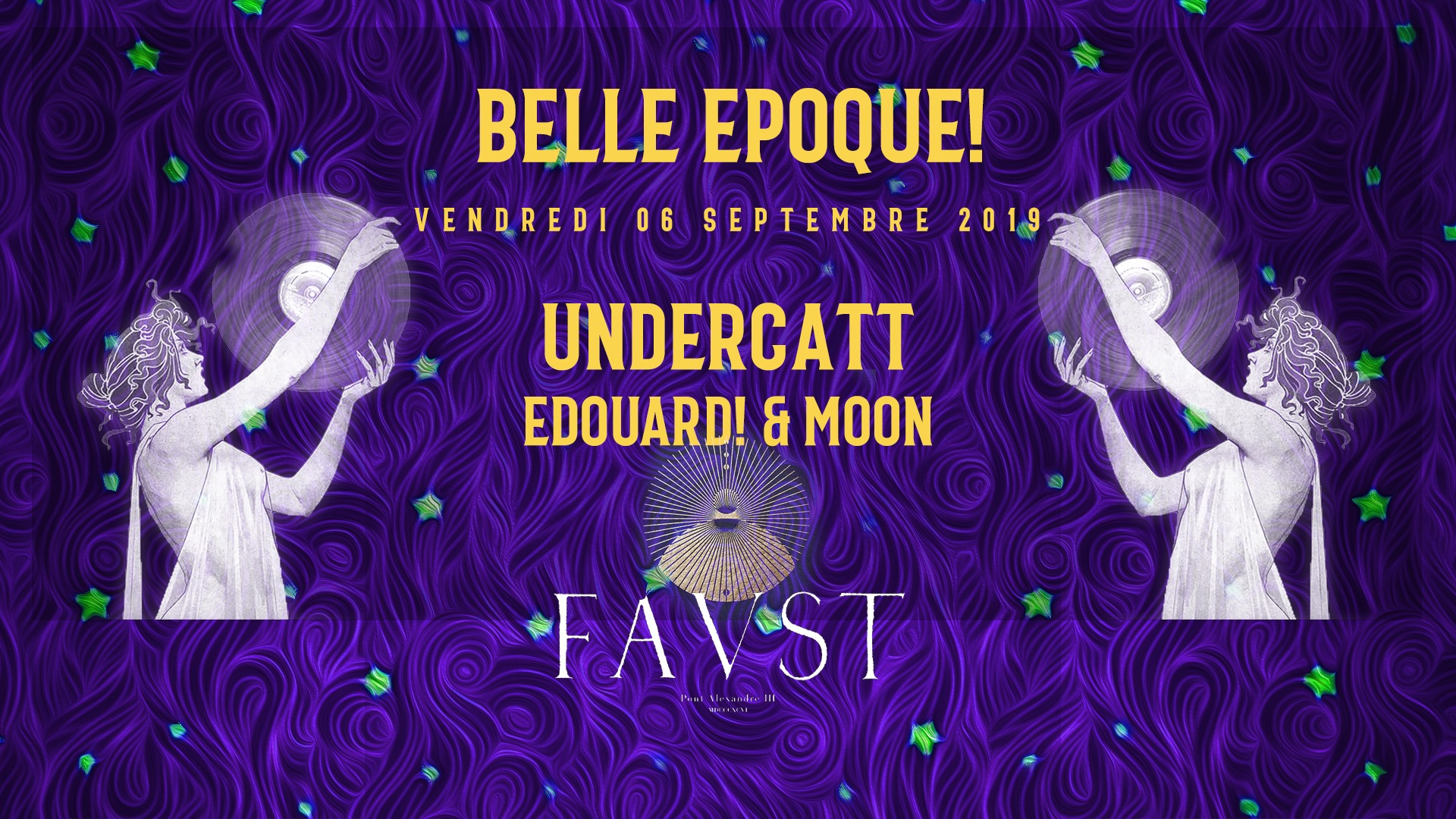 Belle Epoque! w/ Undercatt