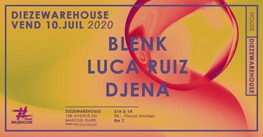Opening 2.0 au DIEZE Warehouse