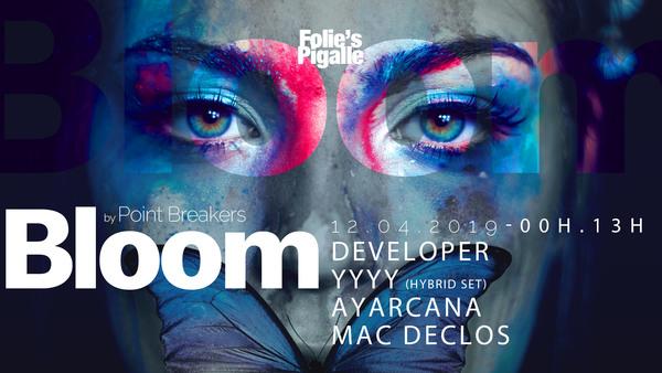 Bloom w/  Developer, YYYY & Ayarcana