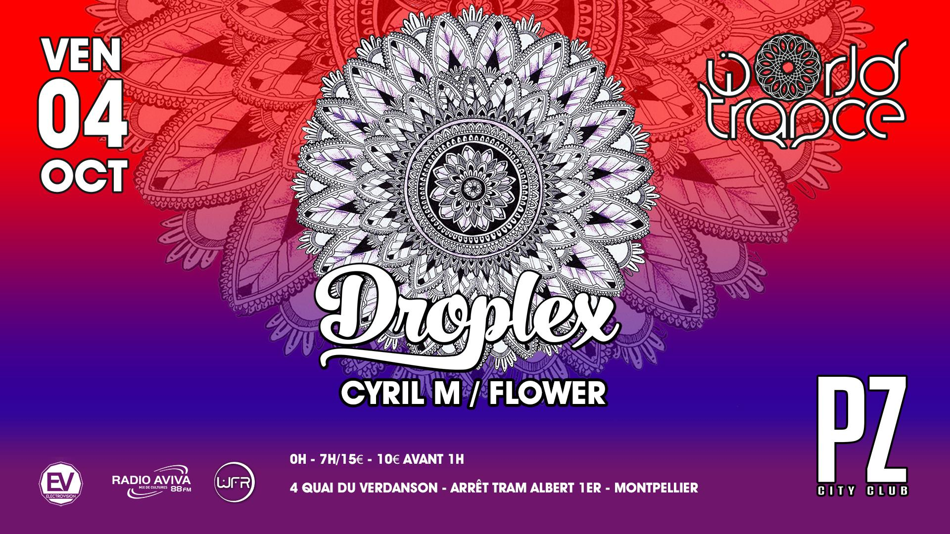 Droplex @PZ city club