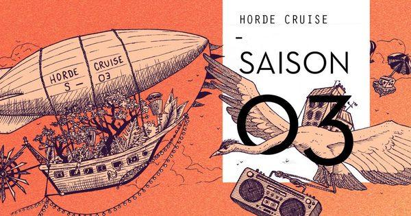 Horde Cruise S03 : El Búho Live, Barrio Lindo, Curuba, Samarana