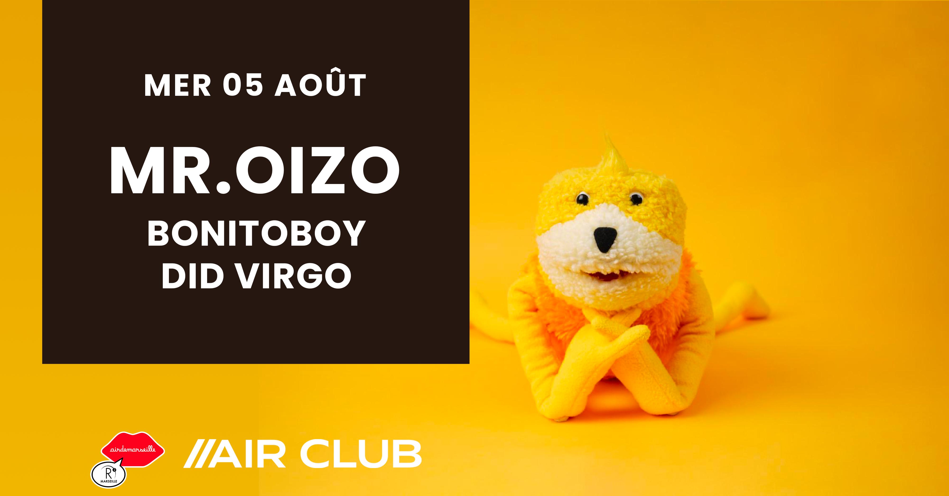 R2 Rooftop • Air Club • Mr. Oizo