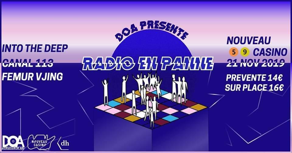 Radio En Panne III
