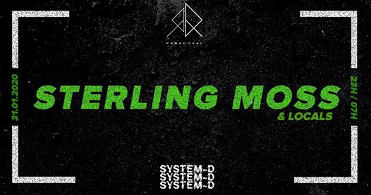 Paradoxal & System-D : Sterling Moss