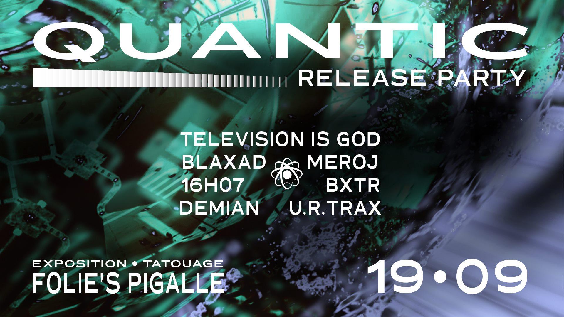 Quantic - Release Party