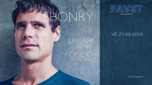 Faust: Shonky, Bassam, Poggio