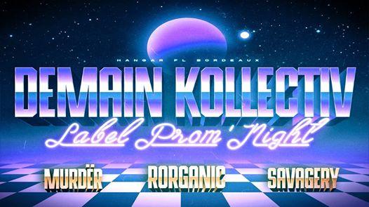Demain Kollectiv #22 - Label Prom' Night
