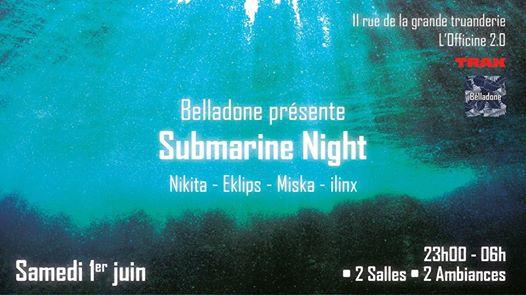 Submarine Night