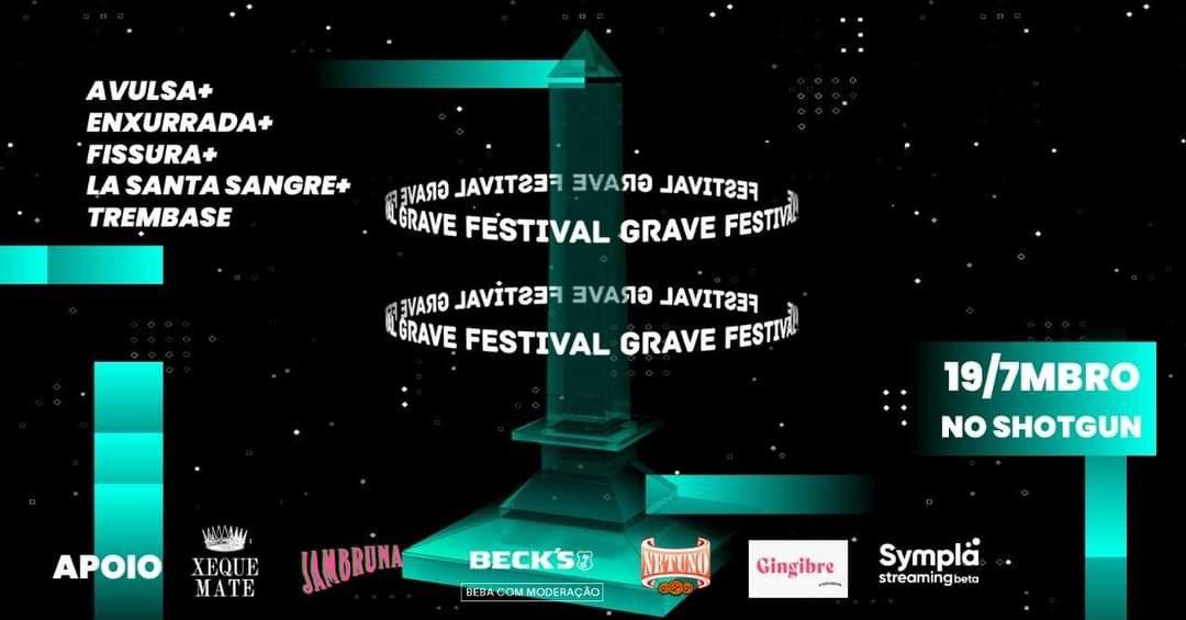 Festival Grave | Belo Horizonte 🇧🇷