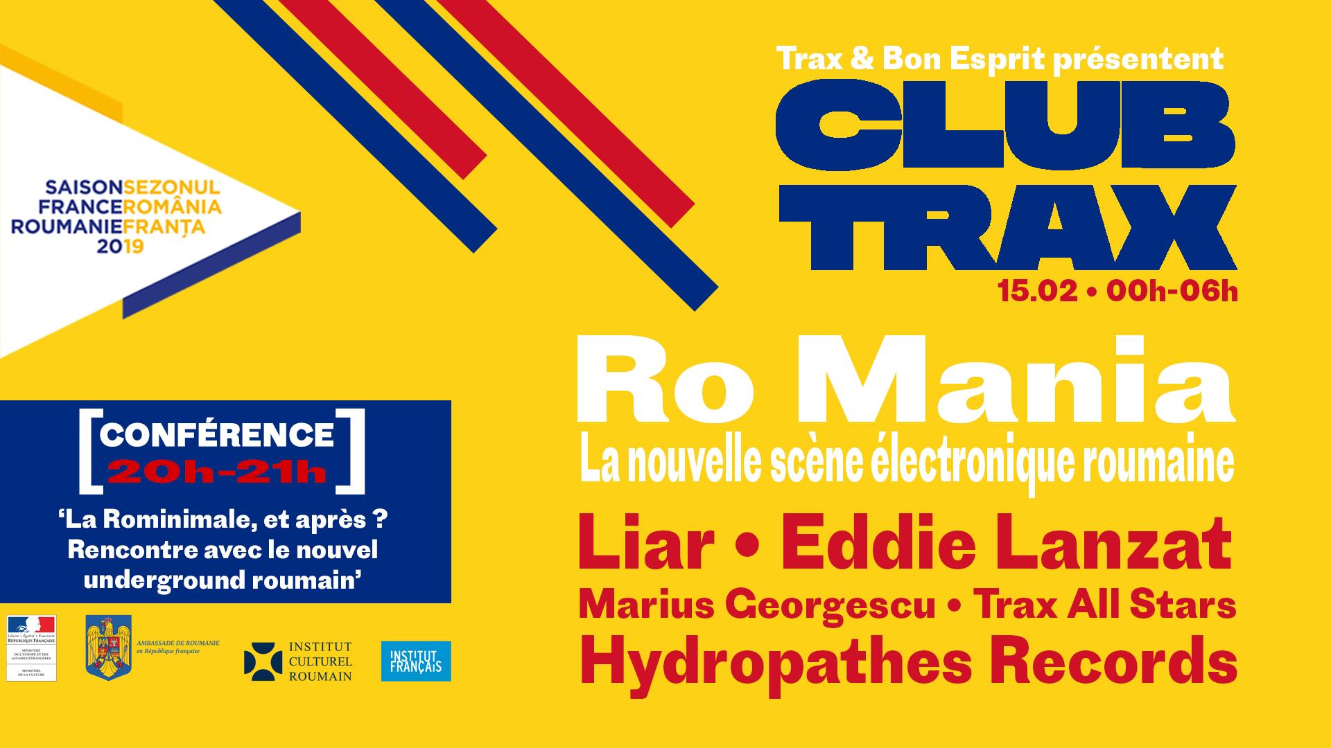 Club Trax : Ro Mania, la nouvelle scène électronique roumaine